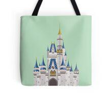 Disney World Cinderella Castle Tote Bag