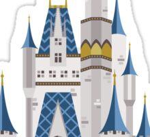 Disney World Cinderella Castle Sticker