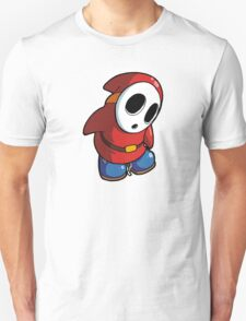 Super Mario Bros. - Shy Guy Unisex T-Shirt