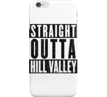 A Hood Place to Live iPhone Case/Skin