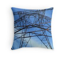 the power will kill us all Throw Pillow