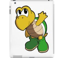 Super Mario Bros. - Koopa Troopa iPad Case/Skin