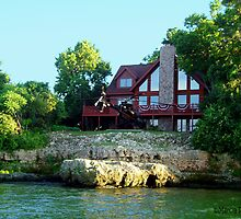 Island House by Marcia Rubin