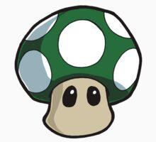 Super Mario Bros. - 1UP Mushroom Kids Clothes