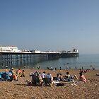 Brighton Pier by Jack Bailey