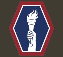 442nd Infantry Regiment (United States) by wordwidesymbols