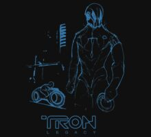 TRON legacy by sharraj