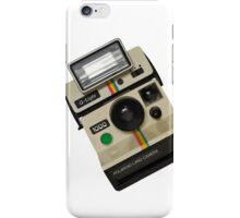 Polaroid Camera iPhone Case/Skin
