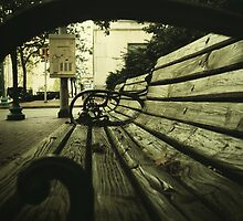 Park Bench by Heather222
