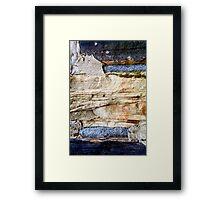 Meanwood Valley Framed Print