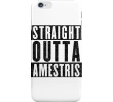 Alchemist with Attitude: Amestris iPhone Case/Skin