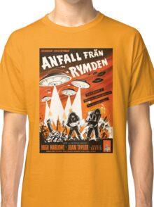 Space orange Classic T-Shirt