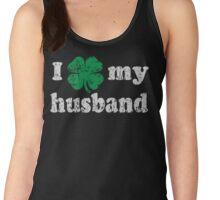 I Shamrock My Irish Husband Women's Tank Top