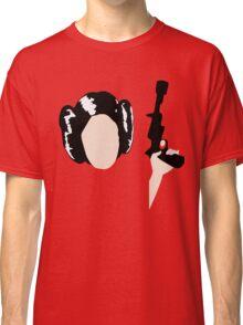 Badass Princess Classic T-Shirt