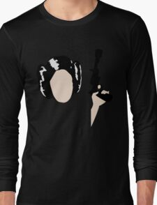 Badass Princess Long Sleeve T-Shirt