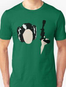 Badass Princess Unisex T-Shirt