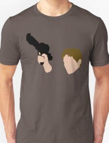 He Shot First Unisex T-Shirt