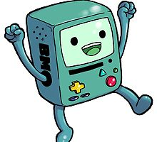 Adventure Time - BMO by 57MEDIA