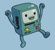 Adventure Time - BMO Kids Clothes