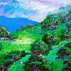 Rolling Hills by gerardo segismundo