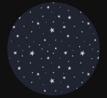 Starry sky Kids Tee