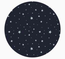 Starry sky Baby Tee