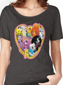 Adventure Time - Group Hug Women's Relaxed Fit T-Shirt