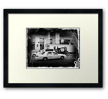 Manhattan#11 Framed Print