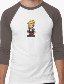 Guybrush Threepwood Men's Baseball ¾ T-Shirt
