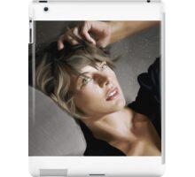 Milla Jovovich iPad Case/Skin