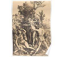 Albrecht Dürer or Durer Hercules Poster