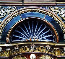 Detail of drinking fountain, Clevedon, UK by buttonpresser
