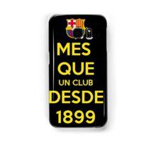 FCB BEST TEAM OF FOOTBALL 2015 Samsung Galaxy Case/Skin