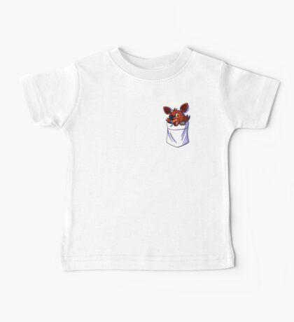 Foxy in my Pocket Baby Tee