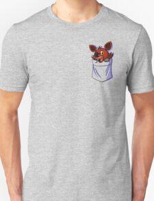 Foxy in my Pocket Unisex T-Shirt