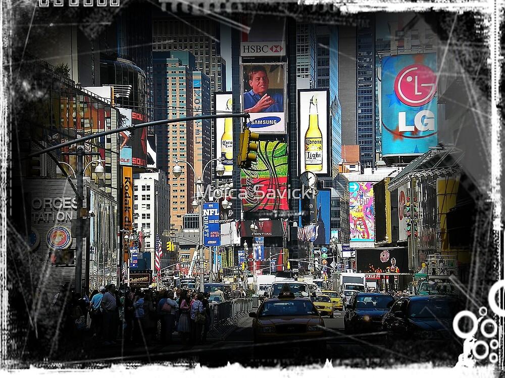 Manhattan#7 by Mojca Savicki