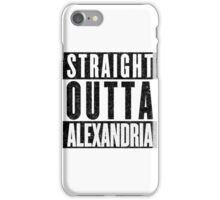 Alexandria Represent! iPhone Case/Skin