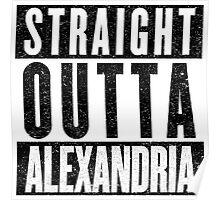 Alexandria Represent! Poster