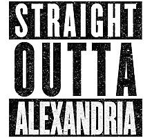 Alexandria Represent! Photographic Print