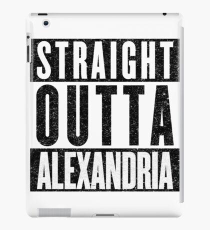 Alexandria Represent! iPad Case/Skin