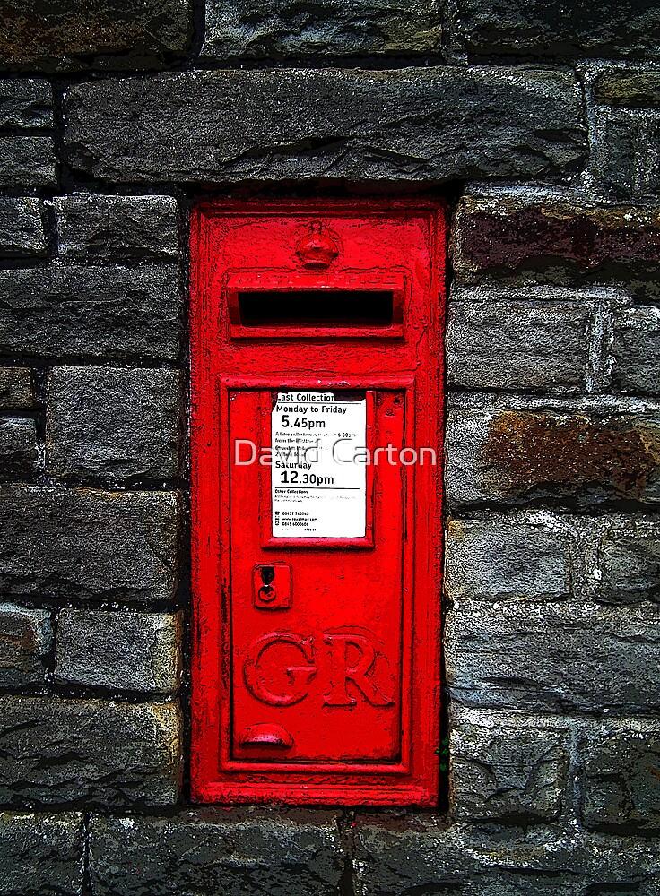 Georgian postbox, Clevedon, Somerset, UK by buttonpresser