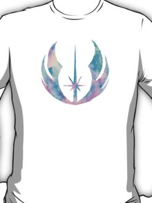 Watercolor Jedi Order (white) T-Shirt
