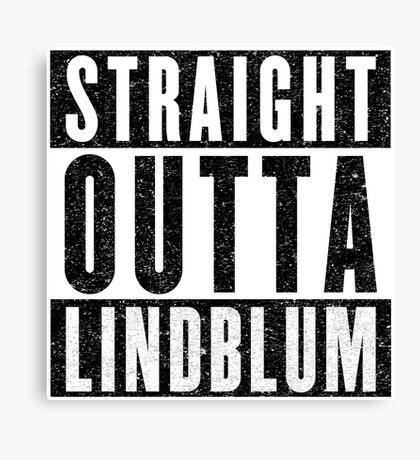 Lindblum Represent! Canvas Print