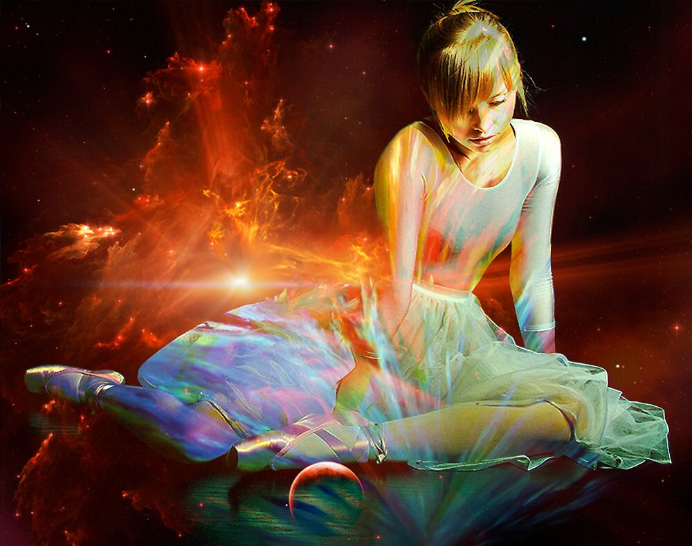 UNIVERSAL CREATION ~ THE SUPREME ART FORM by Tammera