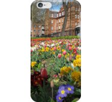A Garden Grows in Dublin iPhone Case/Skin