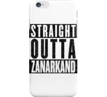 Zanarkand Represent! iPhone Case/Skin
