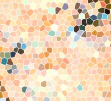 Sunset Tiles Sticker