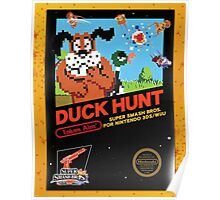 Duck Hunt Takes Aim! Poster