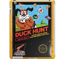Duck Hunt Takes Aim! iPad Case/Skin