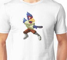 Pixel Falco Lombardi Star Fox Melee Unisex T-Shirt